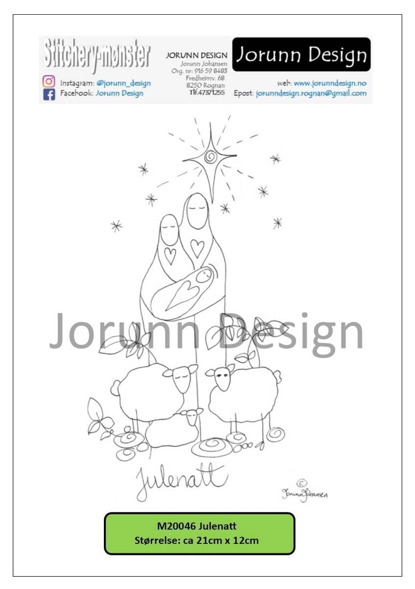 M20046  Julenatt